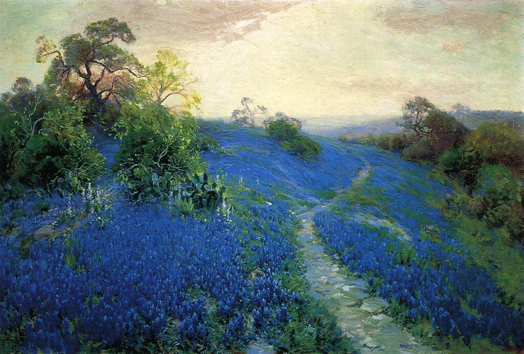 Bluebonnet Field, 1912.jpeg