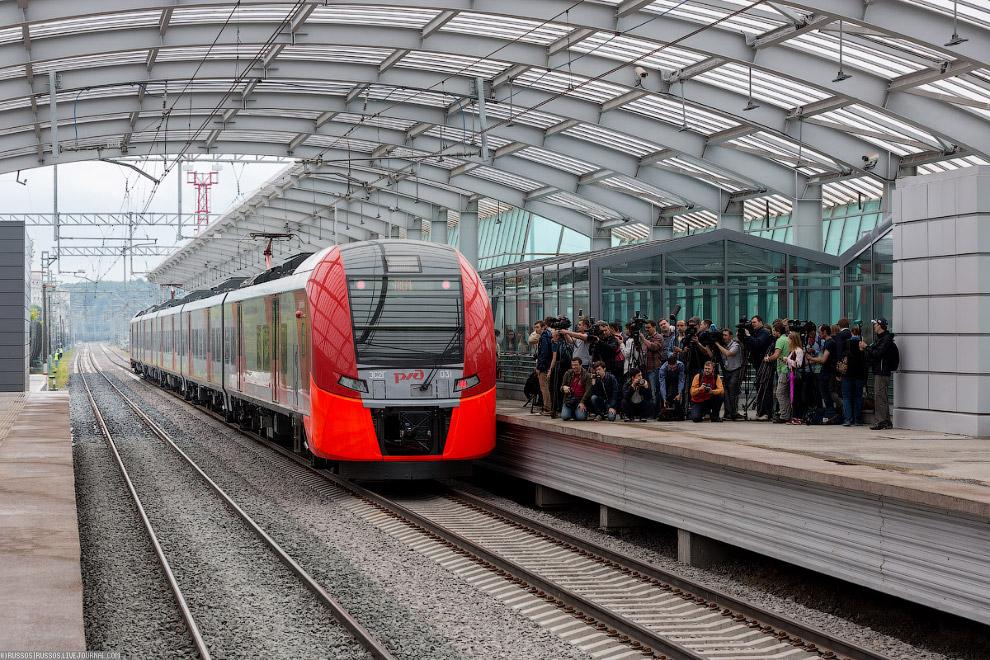 4. Из 31 станции МКЖД 17 будут иметь пересадки на метро и 9 — на электрички. Все это позволит р