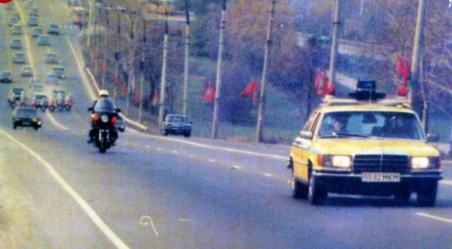 Принять вправо и остановиться: милицейские автомобили в СССР