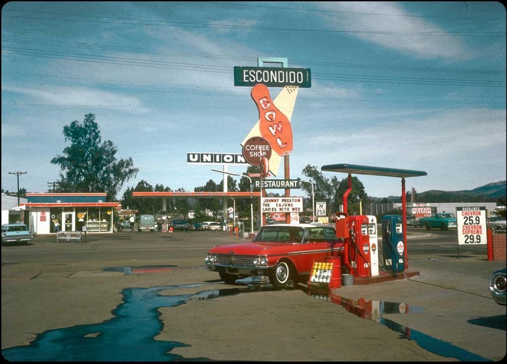 Флорида, 1963 год.