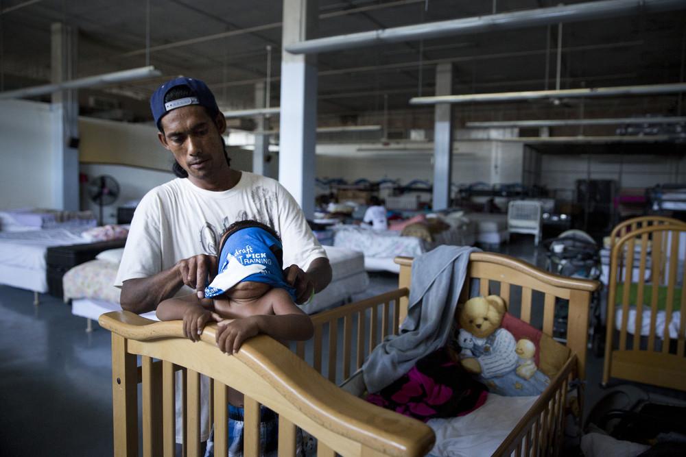 Бездомные на Гавайях