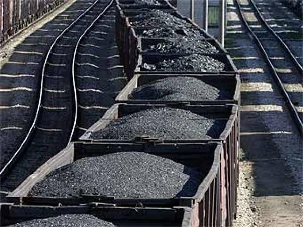 Спервого июня перестал поставляться антрацитовый уголь иззоны АТО