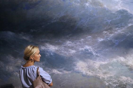 В столице ответили нажалобы Киева навывоз картин Айвазовского изФеодосии