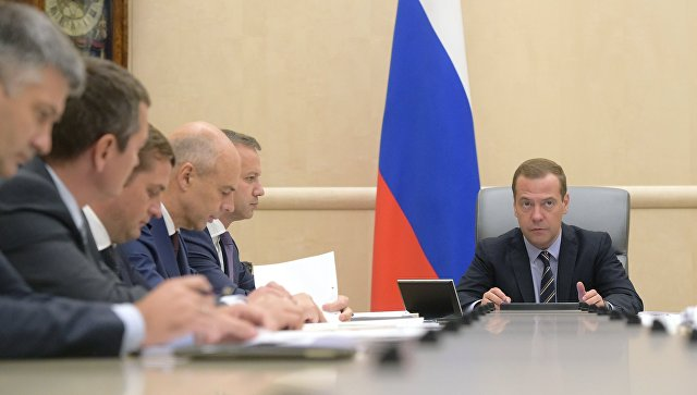 Медведев объявил обуспехе политики импортозамещения