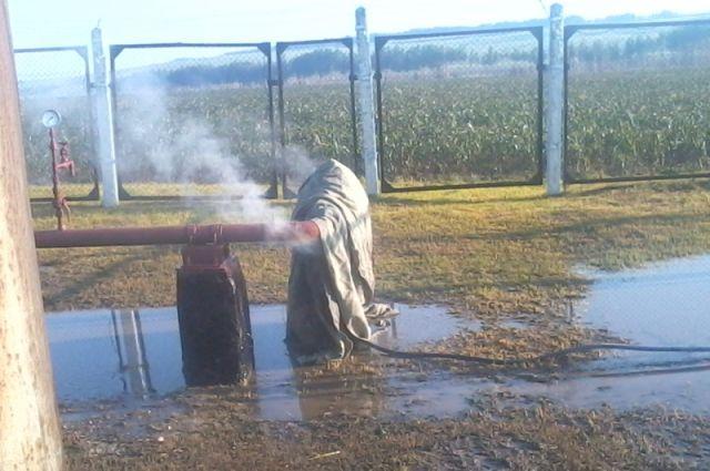 Виновный вутечке аммиака вВоронежской области избежал уголовной ответственности