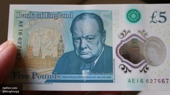 В Англии возникла новая пластмассовая банкнота