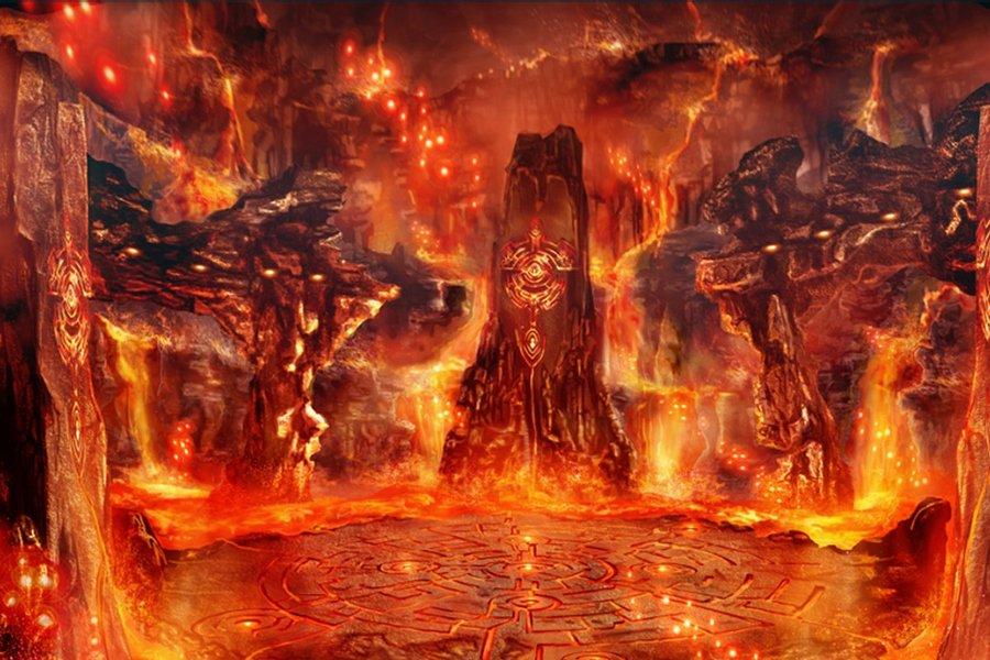 Ученые определили, насколько жарко может быть в«Аду»
