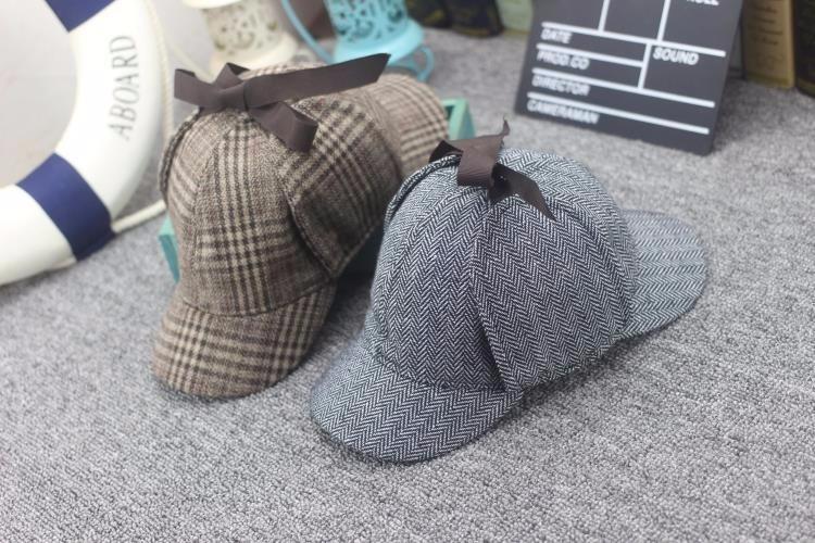 Кепи Шерлока Холмса