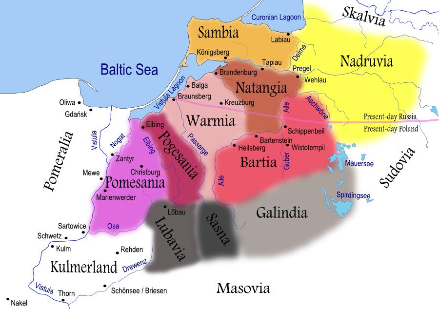 Русский каганат в Пруссии