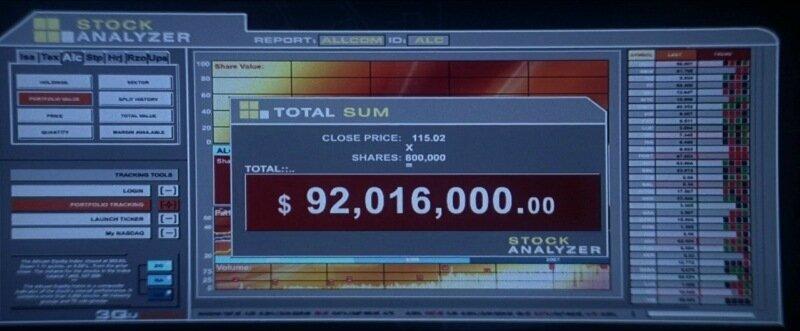 Цікаві факти фільму «Час розплати» із Беном Аффлеком і Умою Турман