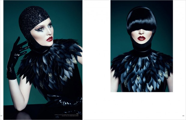 Nina de Lianin for Highlights Magazine by Camilla Camaglia