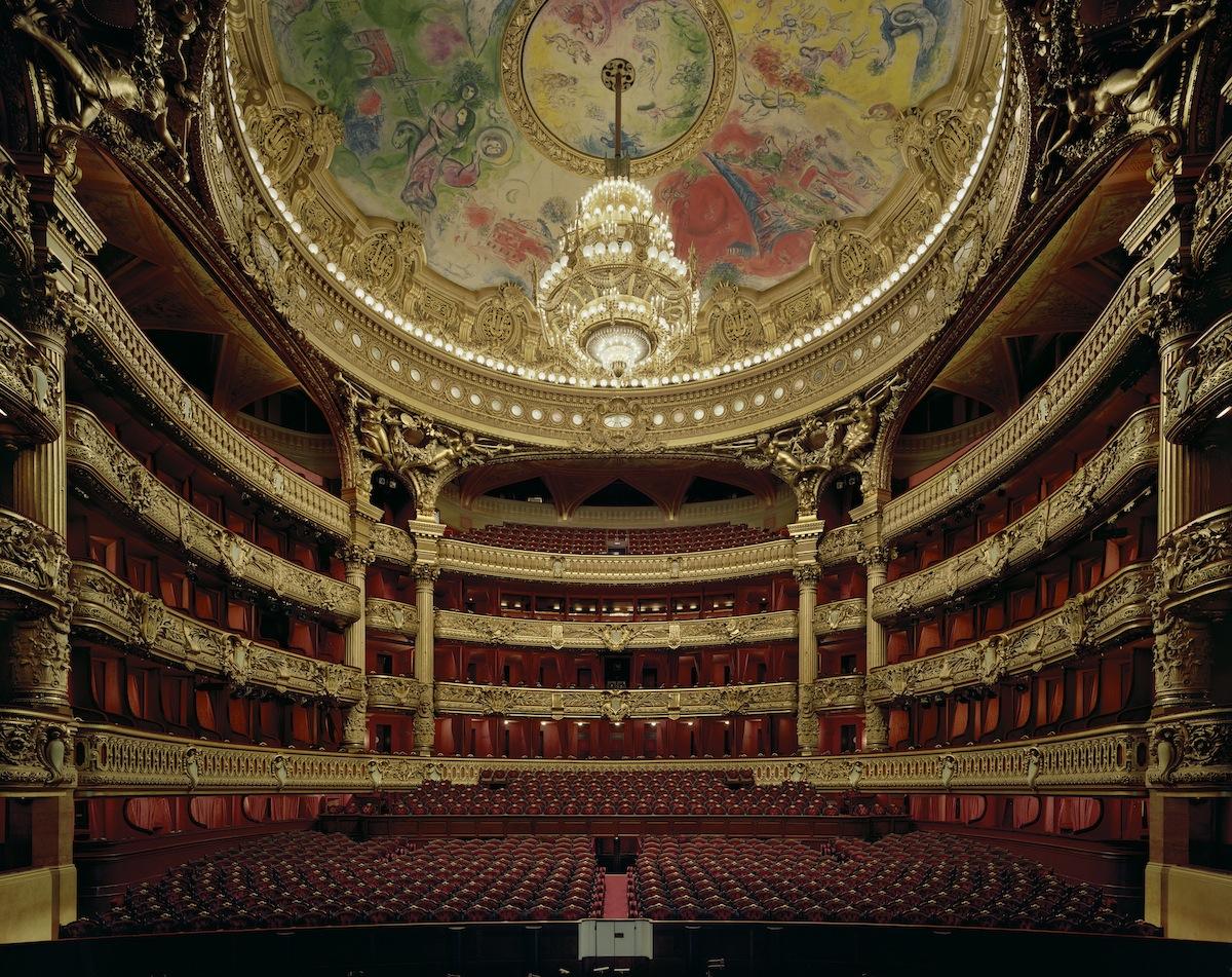 Palais Garnier PARIS , FRANCE, 2009