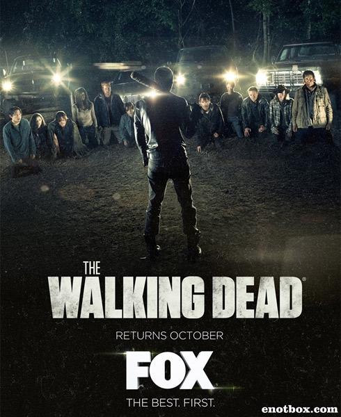 Ходячие мертвецы / The Walking Dead - Полный 7 сезон [2016, WEB-DLRip | WEB-DL 720p, 1080p] (FOX | LostFilm)