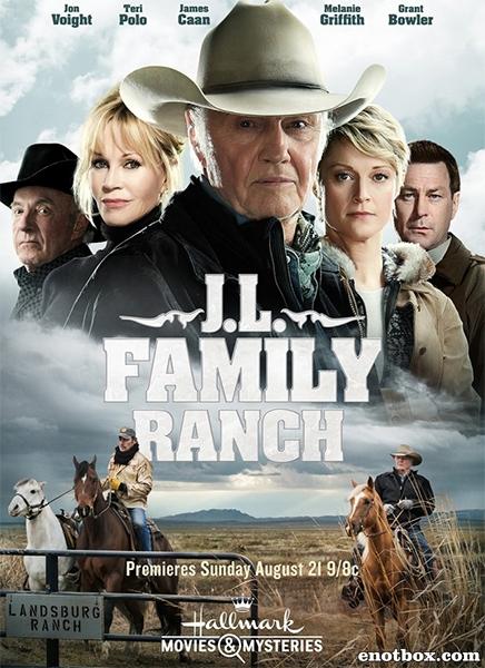 Семейная Ферма / JL Ranch (2016/HDTV/HDTVRip)