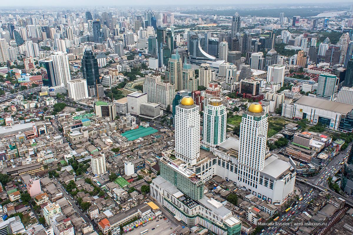 Байок Скай. Бангкок с высоты. Фото Максима Бугаева