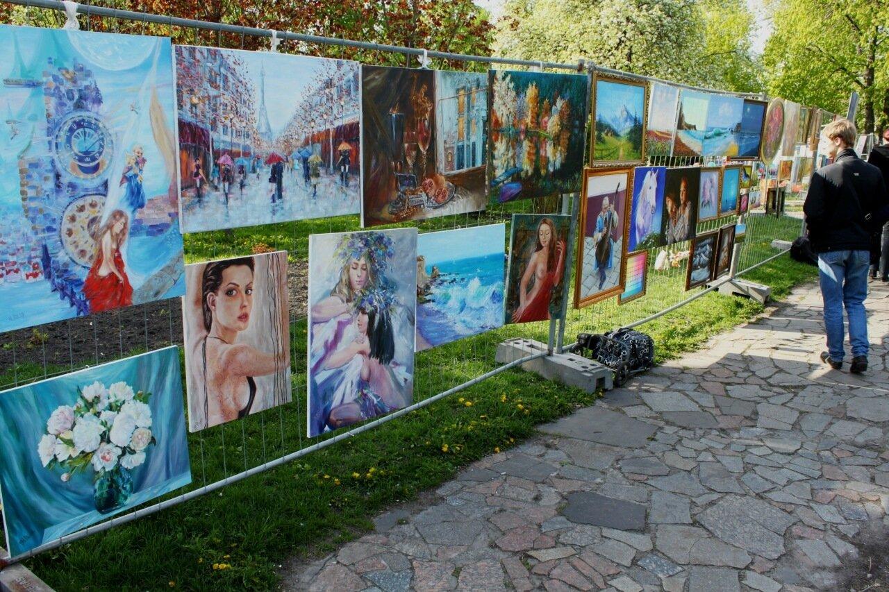Ярмарка живописи