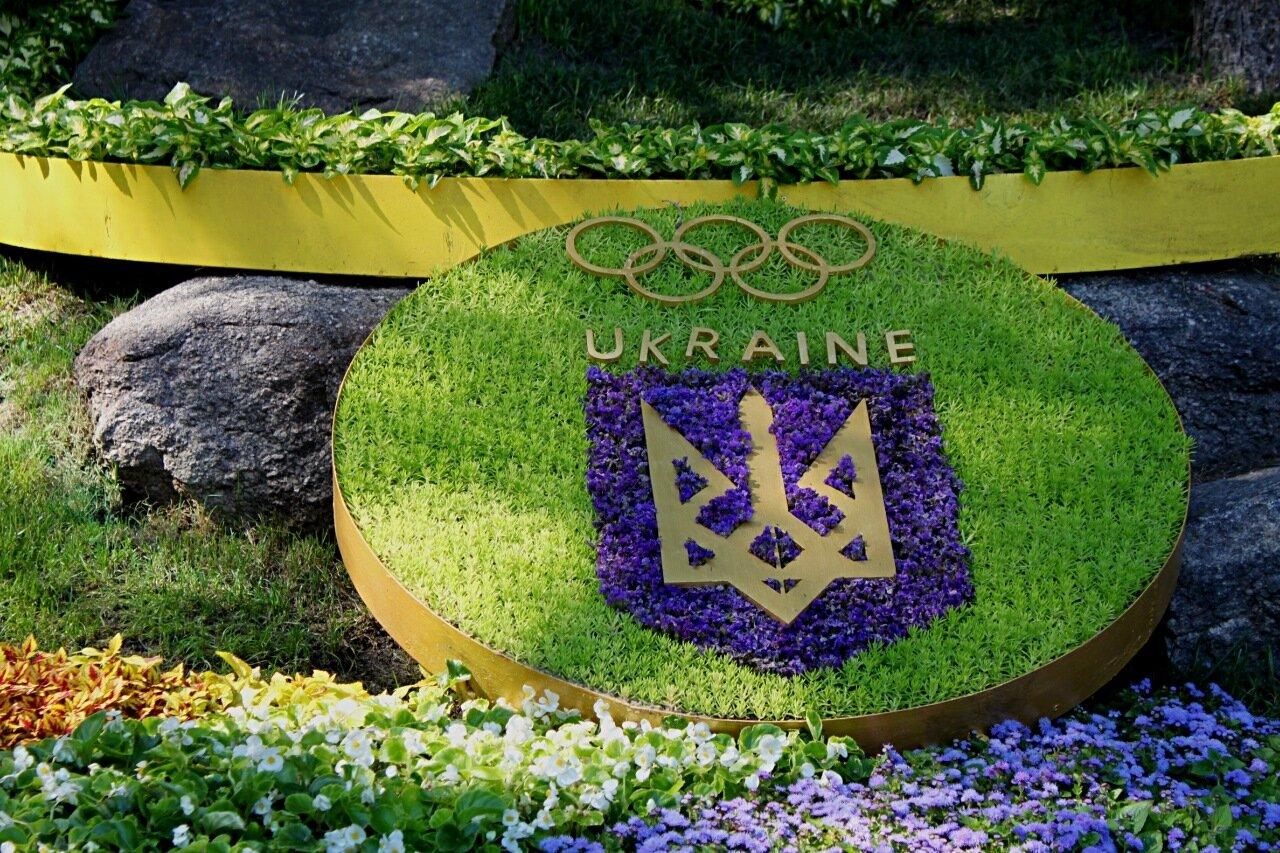 Олмипийская слава Украины