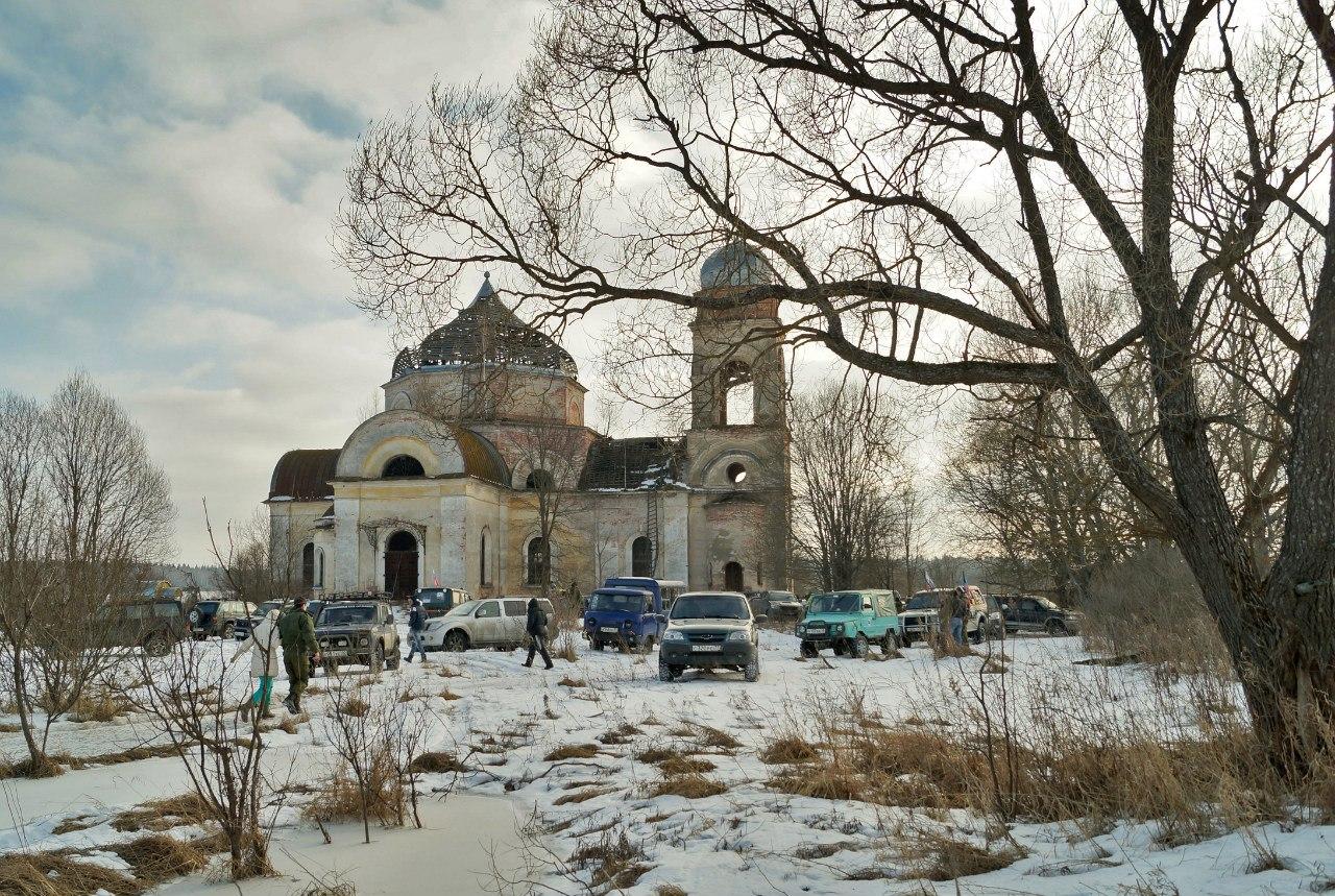 """Экспедиция """"Ильинские рубежи"""" (21.02.2016 г.)"""