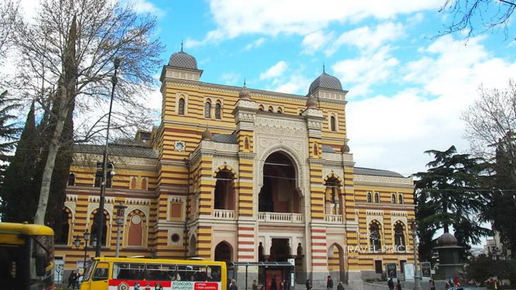 Театр оперы Тбилиси