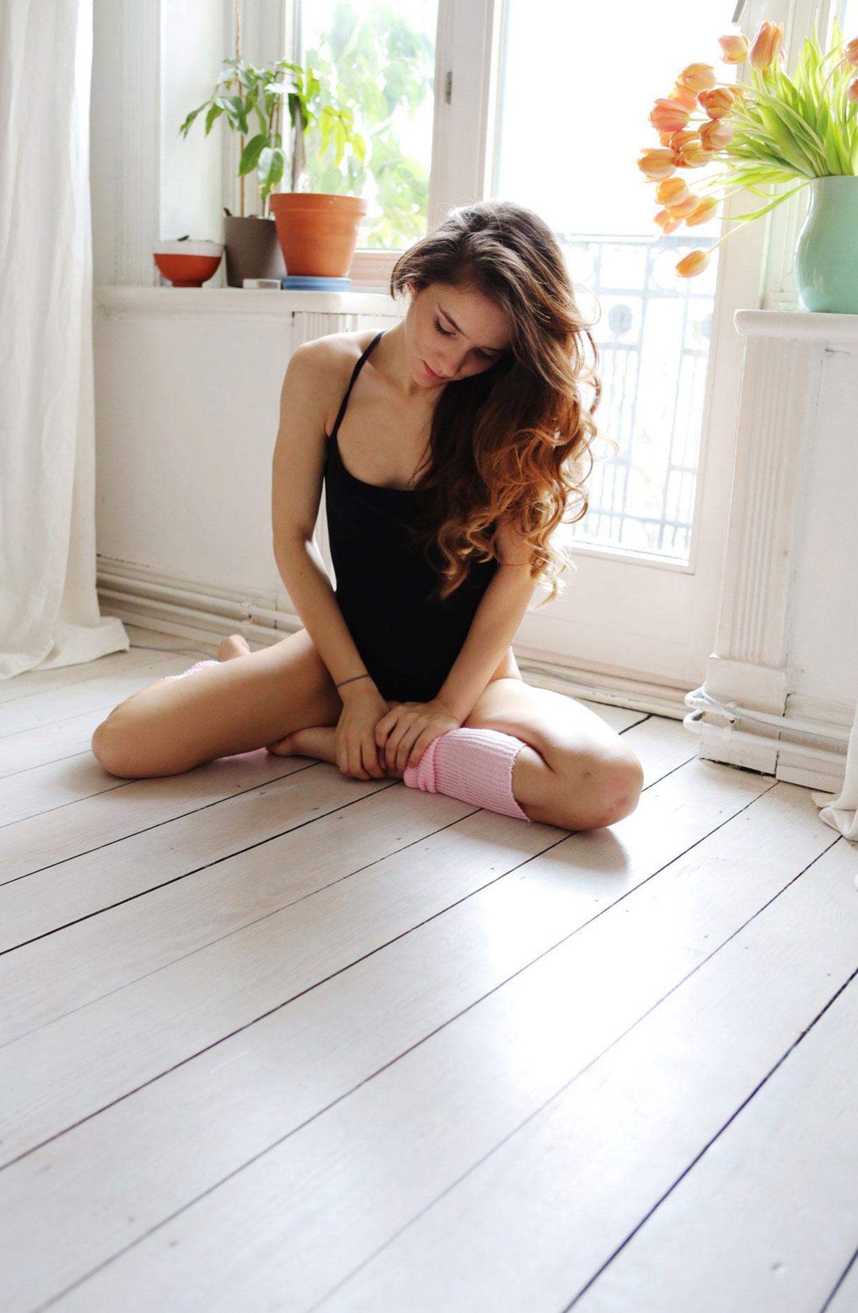 Танцовщица, модель, певица и актриса Алина Веллброк / Alina Wellbrock by Carsten Thun - AIR Magazine