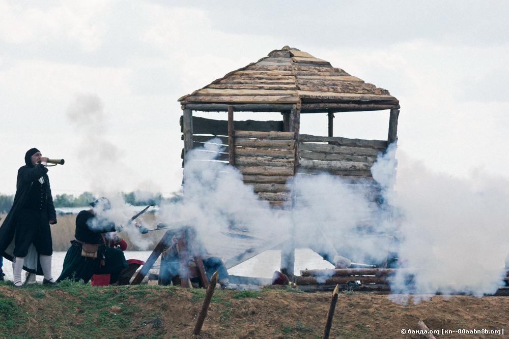 Историческая реконструкция «Царицын». Котлубань / 2016