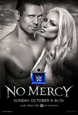 Post image of WWE No Mercy 2016