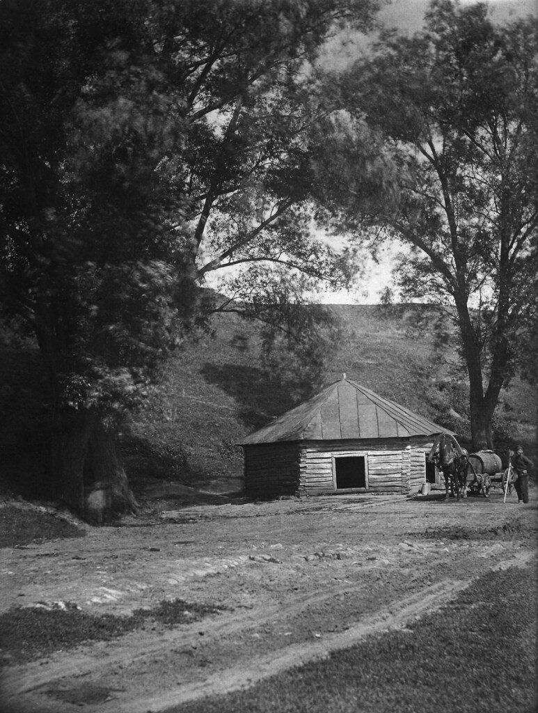 1927. Прощенский колодец