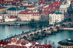 Карлов мост в Праге...