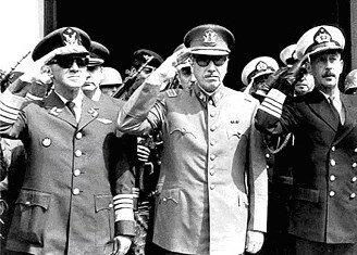 Президенты Аргентины, Чили и Бразилии