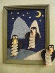 Чепурная Анастасия (рук. Звонарева Юлия Викторовна) - Веселые пингвины