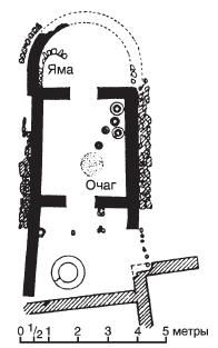 Дом мегаронского типа в Эвтресисе (Беотия).png