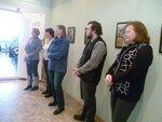 В бердской центральной библиотеке состоялось открытие выставки картин Анны Ивановой