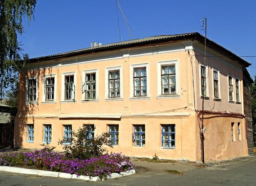 Дом Жидовцева