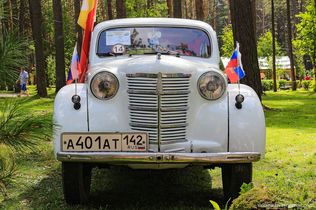 Москвич М-401