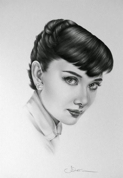 Илеана Хантер: Реалистичные карандашные рисунки 0 12d1c0 45fbb84c orig