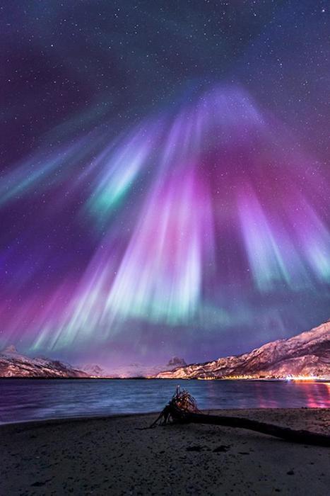 Красивые фотографии полярного сияния 0 10d63f e3ec8914 orig