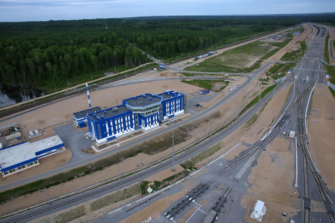Как сортируются грузы для порта Усть-Луга. Взгляд изнутри