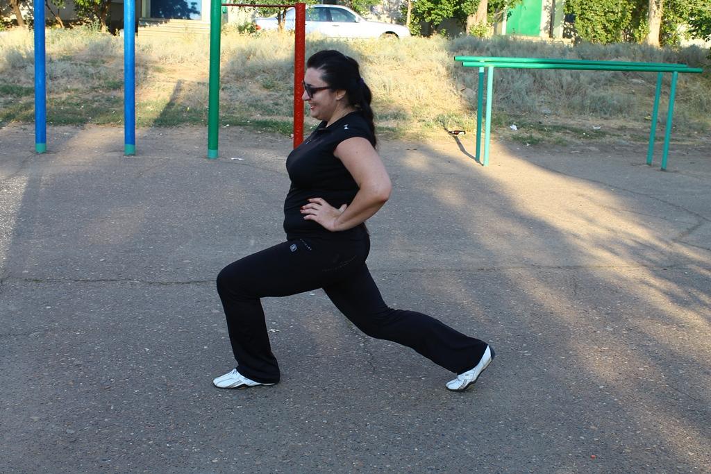 Программа тренировок для похудения для девушек