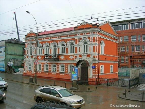 Пермь. Доходный дом М.Э. Масленниковой (XIX век)