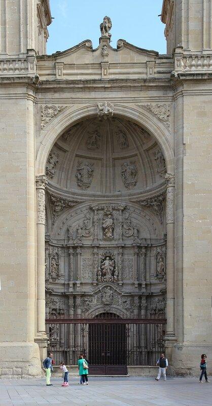 Логроньо. Сокафедральный собор (Concatedral de Santa María de la Redonda)
