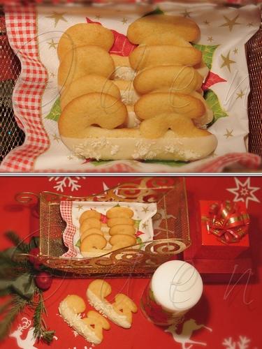 Печенье «Марципановые салазки» – Marzipan-Schlitten