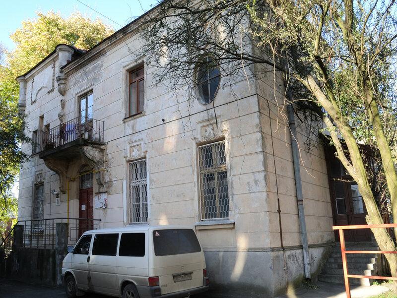 ул. Тернопольская, дом 15