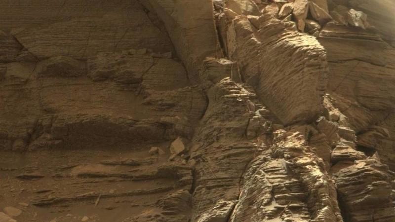 Ученые отыскали наМарсе самый старинный вулкан Солнечной системы
