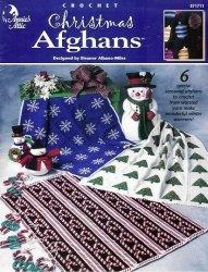 Книга Christmas Afghans (871711)