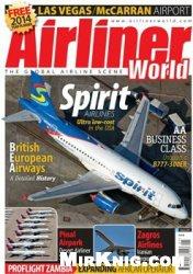 Журнал Airliner World 2014-01