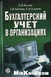 Книга Бухгалтерский учет в организациях
