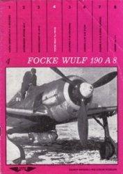 Книга Focke Wulf 190 A-8  [Aeroteam 04]