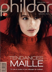 Журнал Журнал PHILDAR №553 (осень-зима 2008)