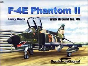 Книга Squadron/Signal Publications - 5545 - F-4E Phantom II