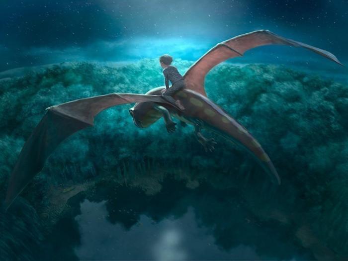 Верхом на драконе